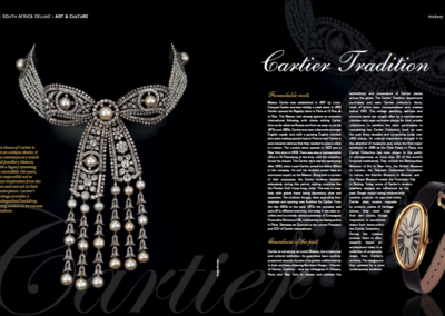 Cartier Tradition