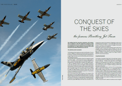 Breitling Conquest of the Skies