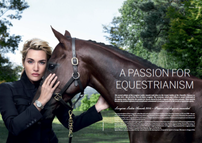 Longines a Passion for Equestrianism