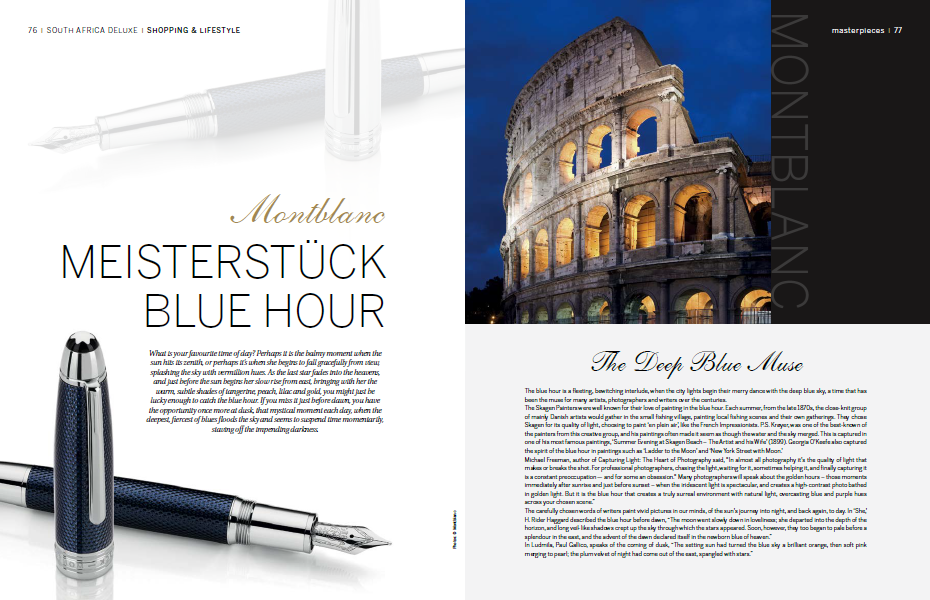 Lindsay Grubb looks at the blue hour and its influence on artists throughout history