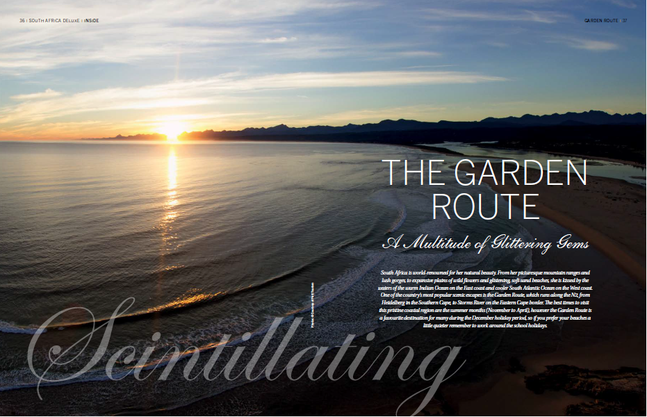 Lindsay Grubb looks at the must visit towns along South Africa's Garden Route