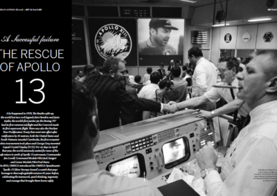 A Successful Failure the Rescue of Apollo 13